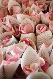 best 25 rose petals wedding ideas on pinterest confetti cones