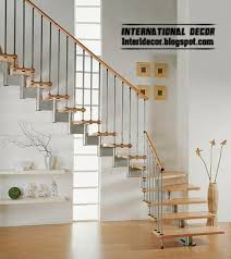 Modern Staircase Design Latest Staircase Design With Modern Techniques House Affair