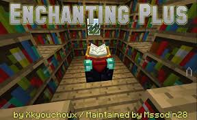 Minecraft Wiki Enchanting Table Enchanting Plus Official Feed The Beast Wiki
