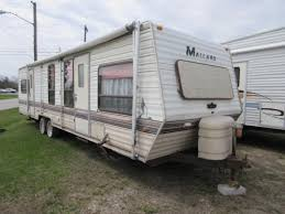 mallard travel trailer floor plans 1989 fleetwood mallard 30fk travel trailer fremont oh youngs rv