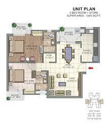 2bhk floor plans 2 bhk flats in zirakpur near chandigarh 2 bhk for sale