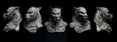 Werewolf Mask Werewolf Mask By Escape Design Fx