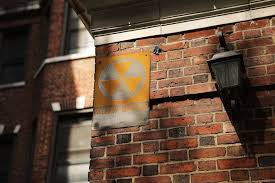 Herb Robert Pictures Getty Images Rip Robert Blakeley Designer Of The Fallout Shelter Sign