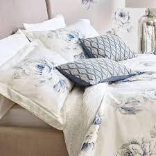sanderson rosa floral bedding collection