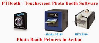 photo booth printers shinko s2145 hiti p510 new printer choice for the photo booth