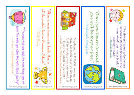 printable bookmarks for readers world book day