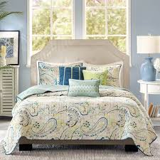 Madison Park Bedding Shop Madison Park Tamira Paisley Coverlets The Home Decorating
