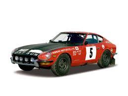 datsun 240z rally s30 1971 u201373 car design i wonder if i