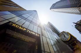 Apartments In Trump Tower Donald Trump U0027s Ambition And Taste For Glitz Drove Him To Surpass