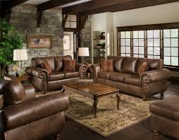 cream leather and wood sofa rectangular brown wooden sofa table with brown leather sofa also