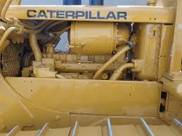 trator de esteira caterpillar d6c u2013 1979 engepeças