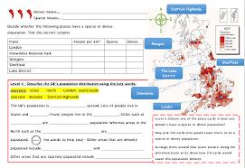 Worksheets For Geography Population Density Worksheet Worksheets Reviewrevitol Free
