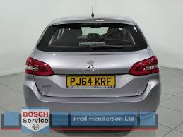 peugeot used car finance peugeot 308 sw 1 6 hdi active 5dr used car sales in durham from
