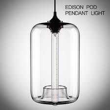 Edison Pendant Light Edison Pod Pendant Light 3d Model Cgtrader
