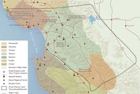 Ucsc Map Sustaining The Culture And Traditional Ecological Knowledge Of The