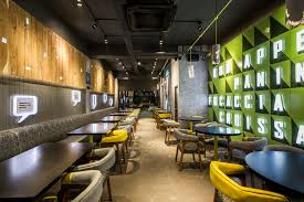 fast food architecture and design archdaily fast food bigwich design equilibrium
