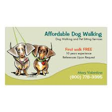 dog walking business cards free Juve cenitdelacabrera
