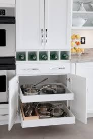 lower kitchen cabinet storage ideas choosing kitchen cabinet storage upgrades for your new kitchen