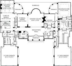 luxury house floor plans blueprint house floor plan level a luxury house make your