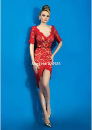 stylish red short dresses for all ocassion red cocktails short