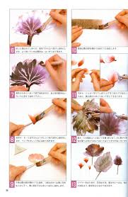 Japanese Flowers Pictures - 123 best flowers flower making images on pinterest fabric
