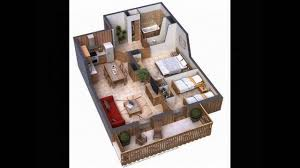 apartment house plans 25 three bedroom house apartment floor plans youtube