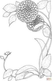 flower coloring 79 coloring therapy flower