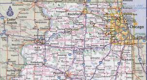 Illinois Road Map by Illinois Original Birth Certificates Adoptee Rights Law