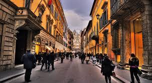 Home Design Stores Rome Via Condotti Stores Rome Street Fashion Starhotels Michelangelo