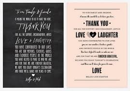wedding thank you card messages wedding thank you card messages lilbibby