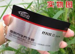 Plastic Business Card Printer Free Design Pvc Plastic Business Card Printing Two Side Printing