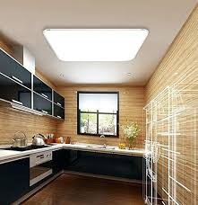plafond cuisine design magnifique cuisine design à propos eclairage plafond cuisine led