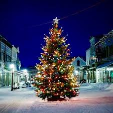 Christmas Town Decorations America U0027s 10 Best Beach Towns For Christmas Coastal Living