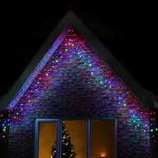 led icicle christmas lights outdoor christmas icicle lights buy stunning led icicle lights from festive