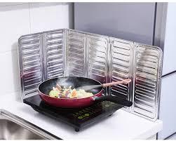 anti eclaboussure cuisine anti éclaboussures bouclier garde cuisson friture éclaboussures d