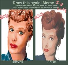 i love lucy memes i love lucy before and after meme by sugarbearkitty on deviantart