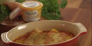 boursin cuisine recettes recette du chef jonathan garnier cannelloni au saumon et fromage
