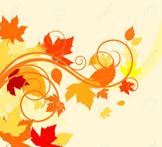 thanksgiving vector art autumn colorful leaves background for thanksgiving design royalty