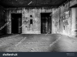 Abandoned Place Abandoned Building Ghost Living Place Two Stock Photo 406056904