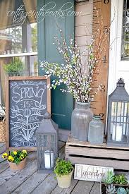 decorate front porch 32 best spring porch decor ideas and designs for 2018