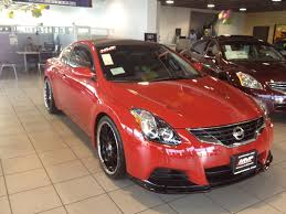 nissan altima coupe new jersey dealer spotlight 66 motor vehicle performance stillen garage