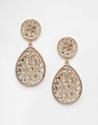 aldo earrings aldo aldo gold brerrama earrings