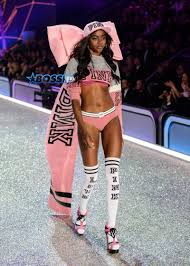 porsha williams weight gain joan smalls and bruno mars highlights of the victoria u0027s secret