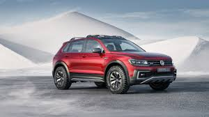 volkswagen wallpaper 2017 volkswagen tiguan gte active concept wallpapers hd wallpapers