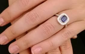 amethyst engagement rings engagement rings kimberly wyatts colorfull b beautiful