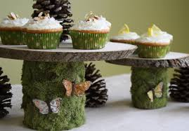 tree stump cake stand 5 diy cake stands you can do with wood logs and slices