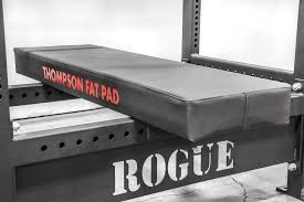 Metal Jack Bench Shirt Thompson Fat Pad Thick Bench Pad Rogue Fitness