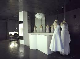 wedding dress store hila gaon wedding gown store by k1p3 architects tel aviv retail