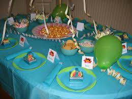 deco de table pour anniversaire le secret des receptions nos décorations de goûter d u0027anniversaire