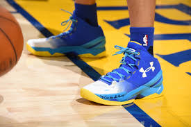 steph curry s shoes are driving an armour revenue surge